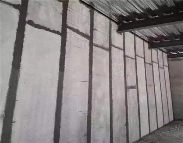 西安隔墙板施工现场案例
