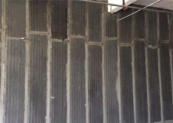LCP陶粒隔墙板施工