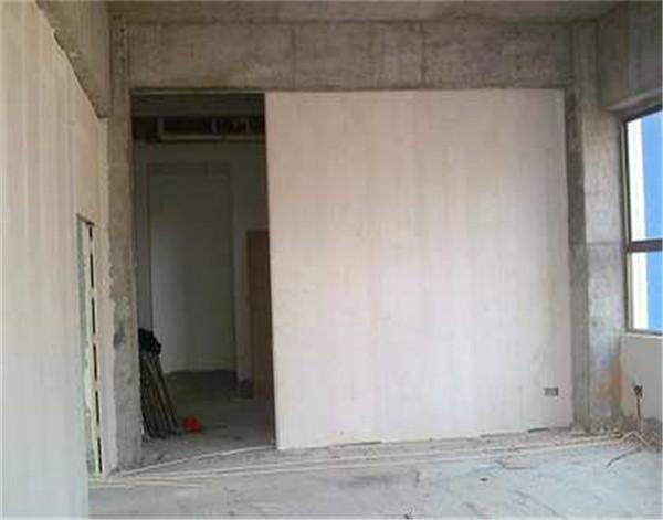 陶粒隔墙板对比加砌块有哪些优势?