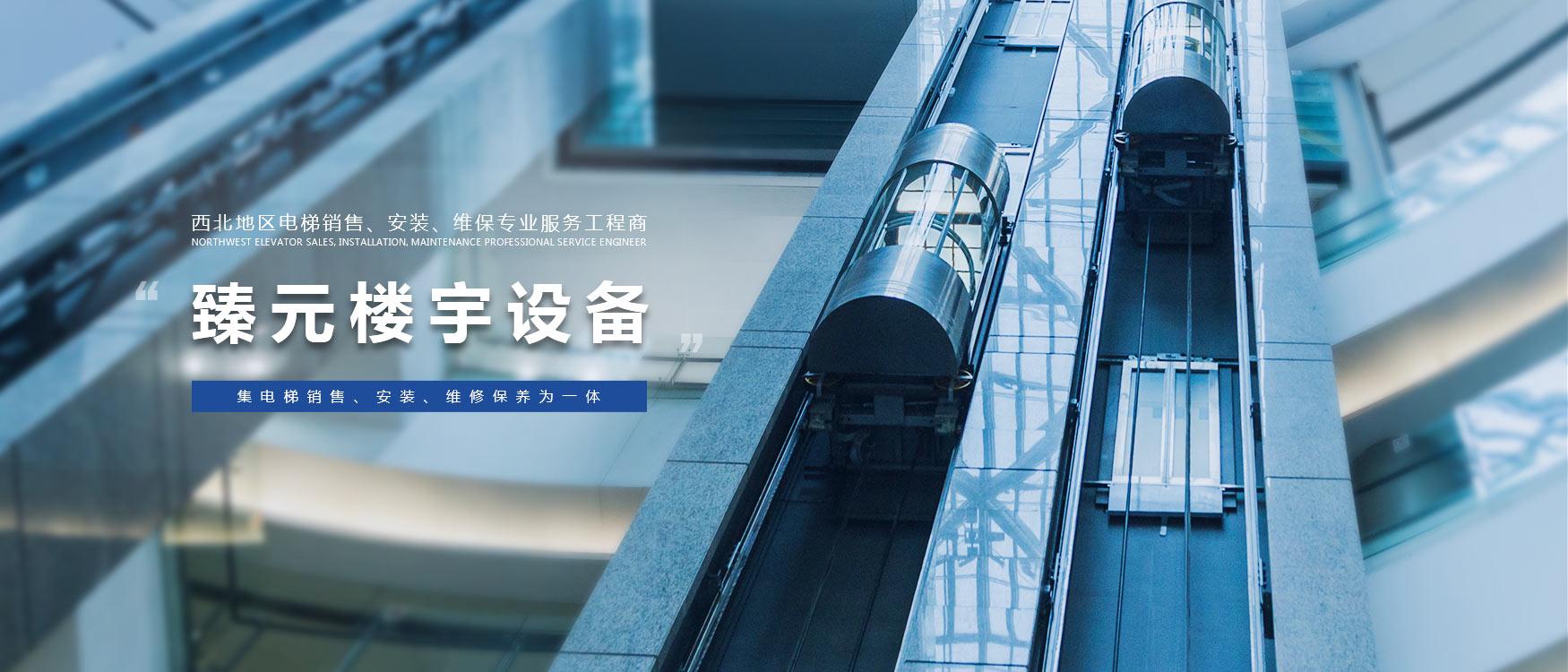 西安观光电梯工程