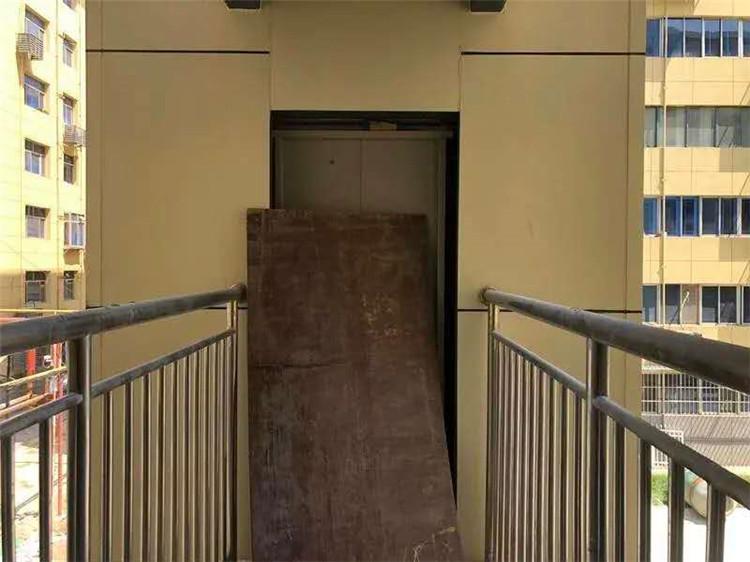 陕西旧楼加装电梯
