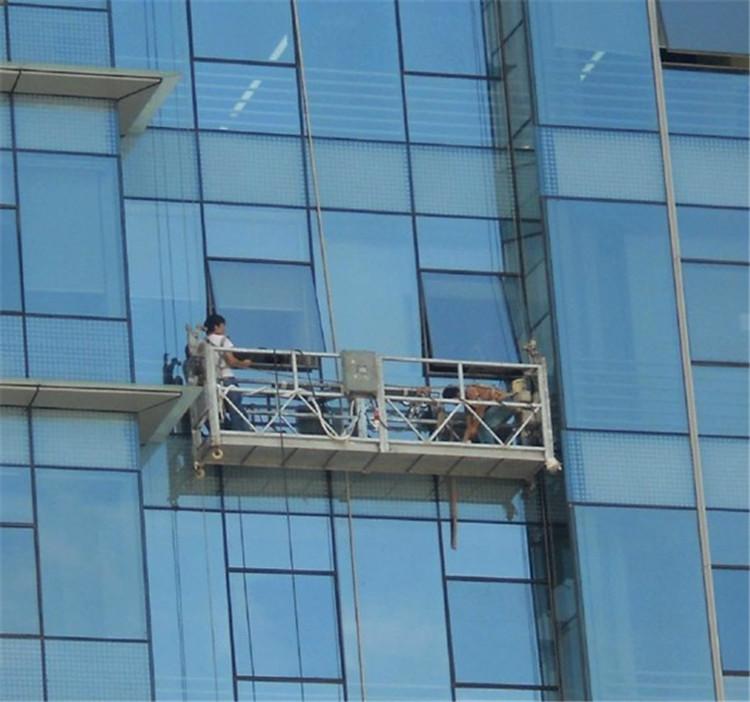 西安玻璃幕墙施工