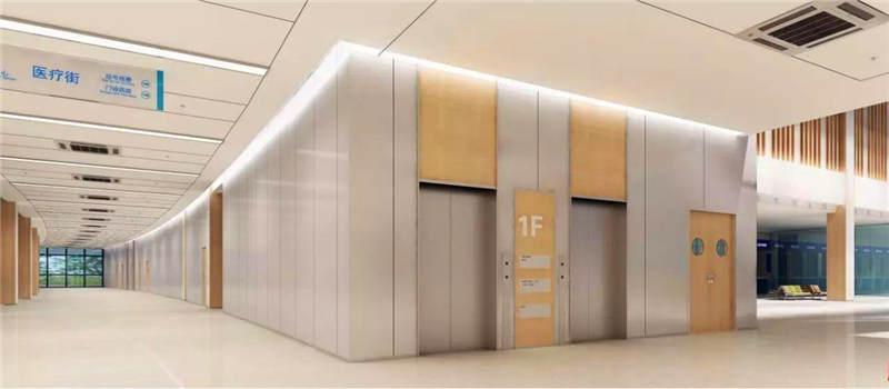 西安医用电梯施工工程