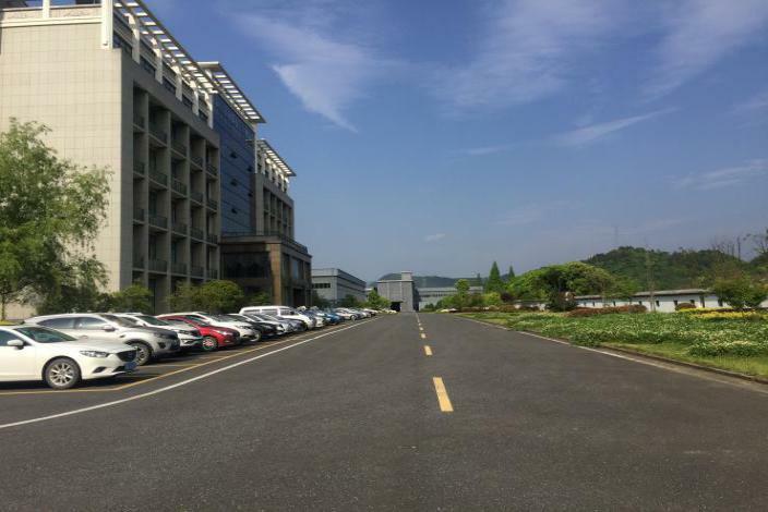 电梯生产厂家-厂区研发大楼
