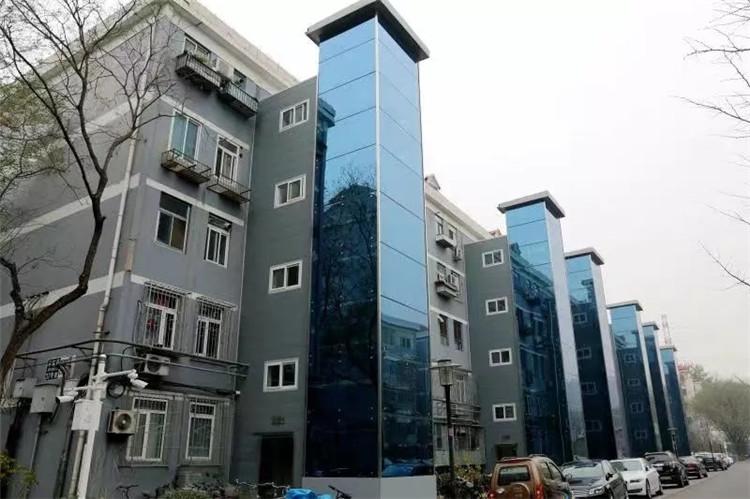 旧楼加装电梯工程
