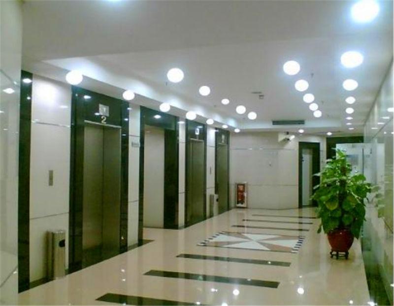 乘客电梯安装工程