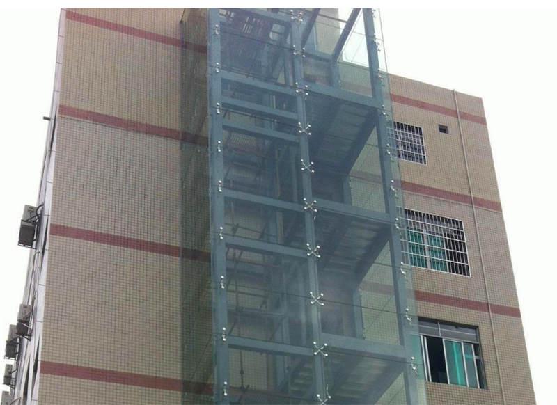 西安钢结构电梯井道