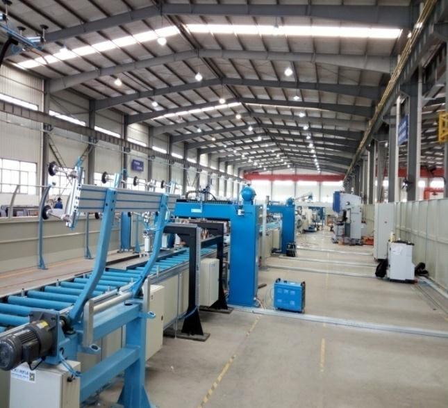 西安电梯厂家-电梯控制系统生产线