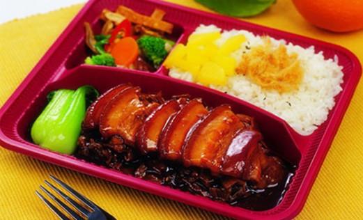 梅菜扣肉米饭套餐