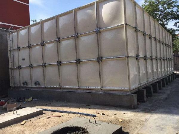 FRP组装式玻璃钢水箱