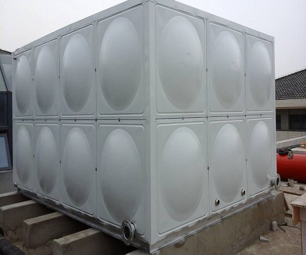 安装搪瓷板水箱的案例