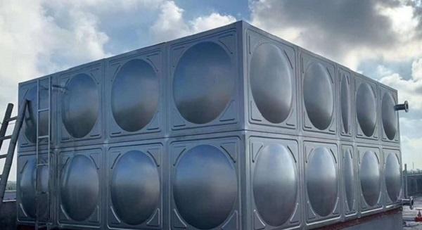 银川不锈钢水箱安装