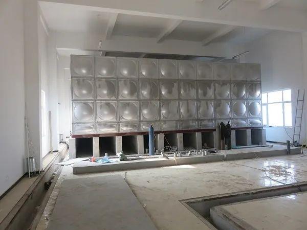 不锈钢水箱能否做异形水箱,一起来探讨一下吧!