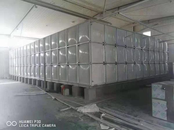 关于玻璃钢模压水箱安装说明,你有了解过吗