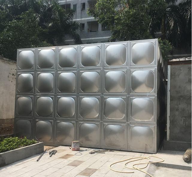 为什么304不锈钢水箱不易生锈?