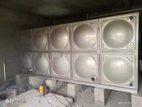 使用过程中不注意这些问题,不锈钢水箱就会生锈