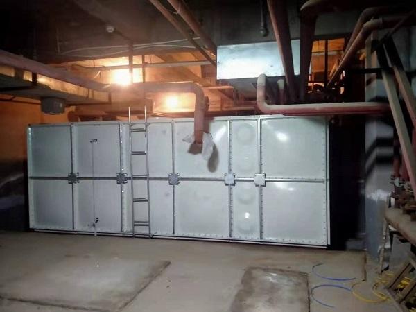 可以有效降低玻璃钢水箱组装难度的一些方法