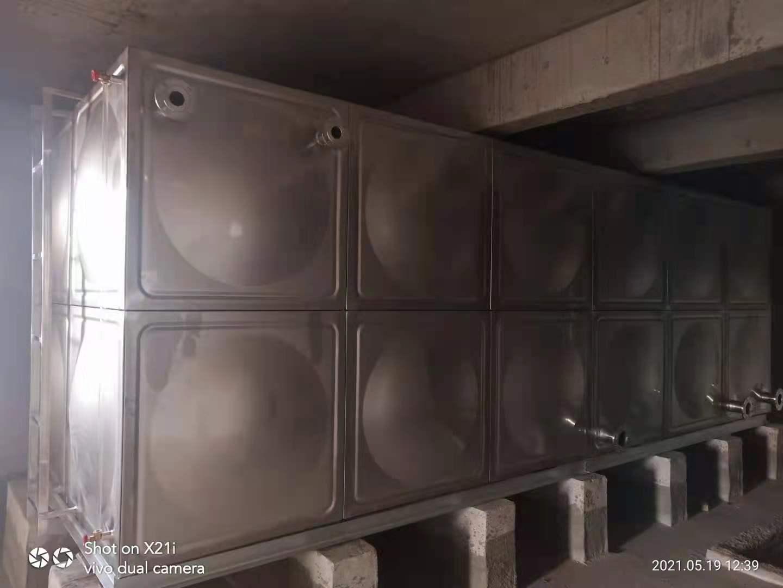 不锈钢保温水箱无负压供水有的三个阶段是哪三个?