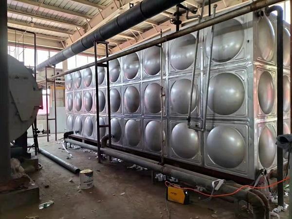 供水系统都使用的是不锈钢水箱的原因