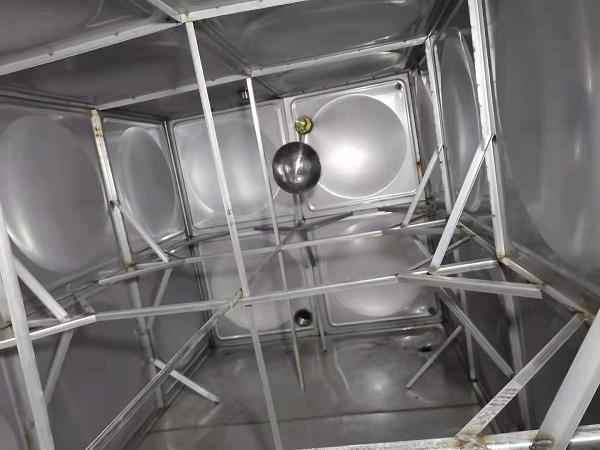 对于不锈钢保温水箱的内胆要这样进行防腐处理