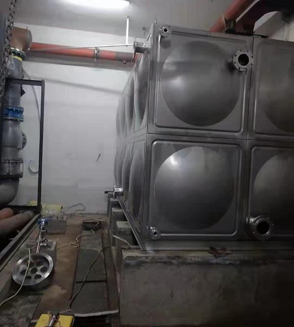 不锈钢水箱生锈主要有三个方面的原因