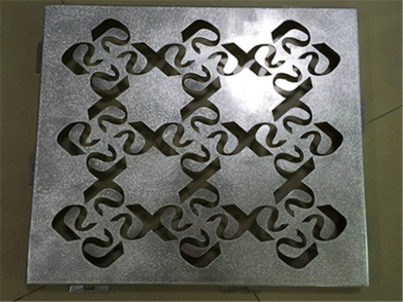 对于雕刻铝单板你了解多少呢?关于河南雕刻铝单板的特点