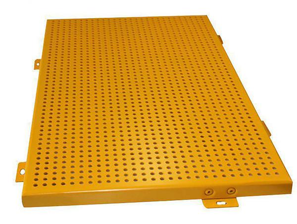 山西冲孔铝单板生产