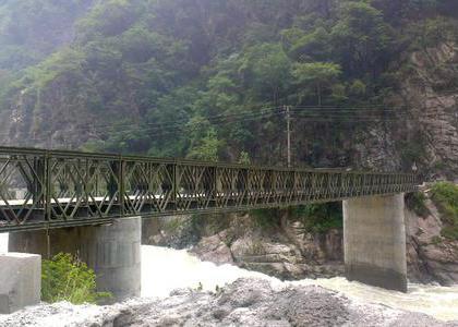 四川鋼便橋