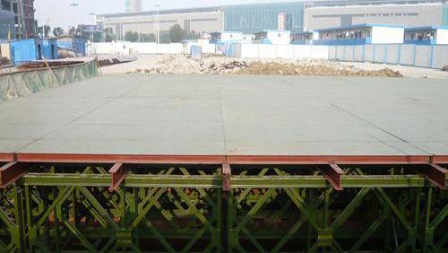 與成資路橋工程一起來了解四川鋼便橋的施工要求