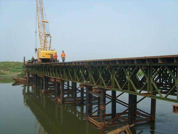 給大家詳細介紹下四川鋼便橋施工