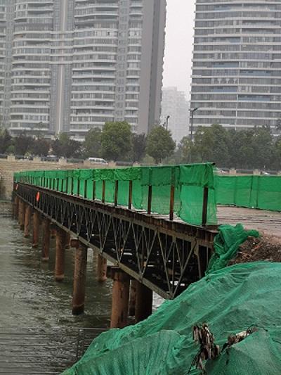 成都建工成都五岔子大橋項目