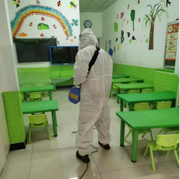张家口除甲醛公司 幼儿园除甲醛服务