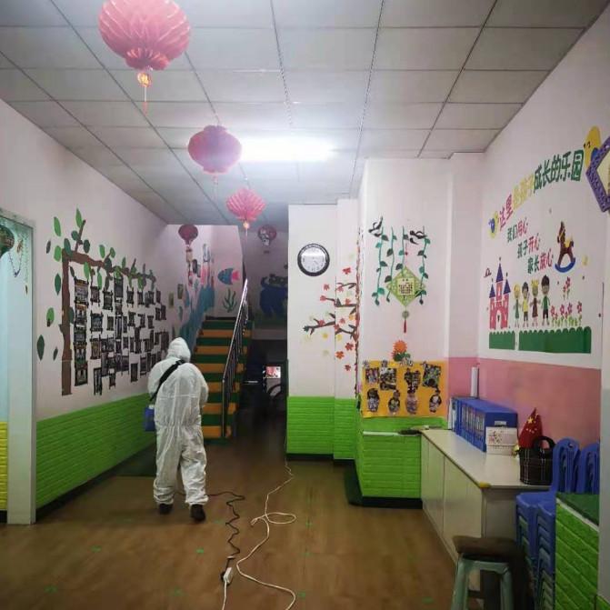 张家口 幼儿园除甲醛服务