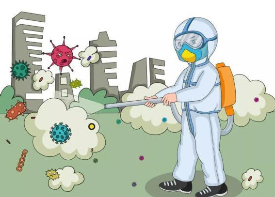 张家口消毒服务流程是什么?
