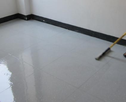 防静电地板打蜡的作用是什么?怎么打蜡?