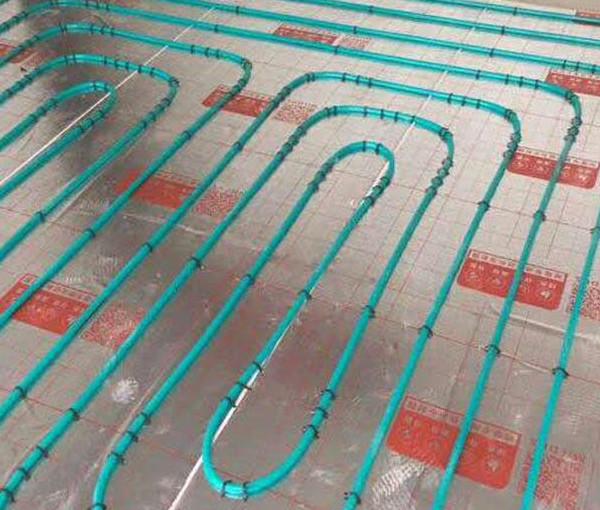 地暖管道清洗的三个步骤
