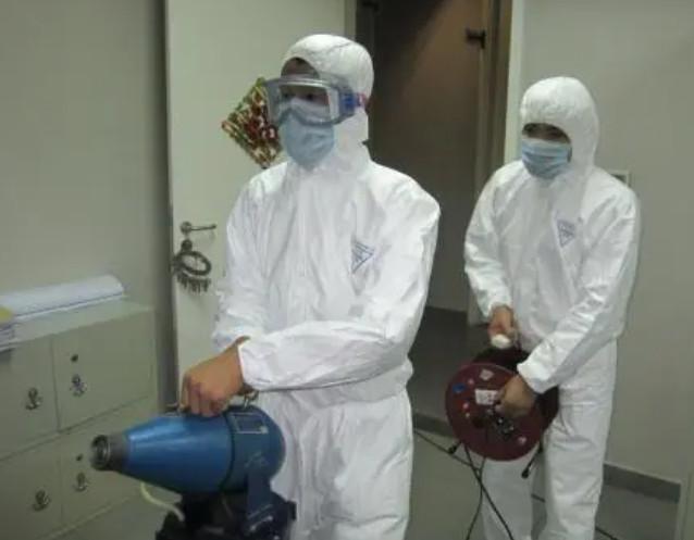 疫情期间医院导管室应该如何清洁消毒?