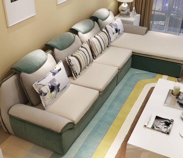 张家口保洁公司分享布艺沙发的清洁小妙招来啦!