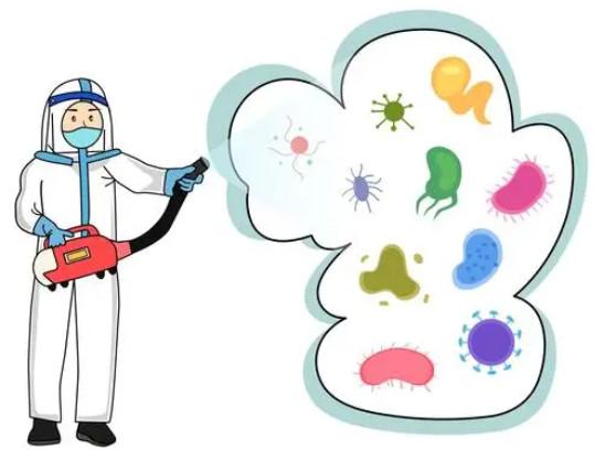 消毒效果一般会受影响的4个因素