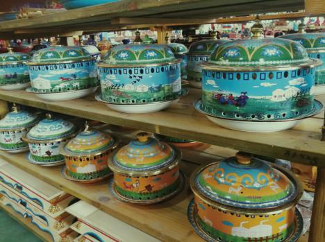山西民族餐饮器皿