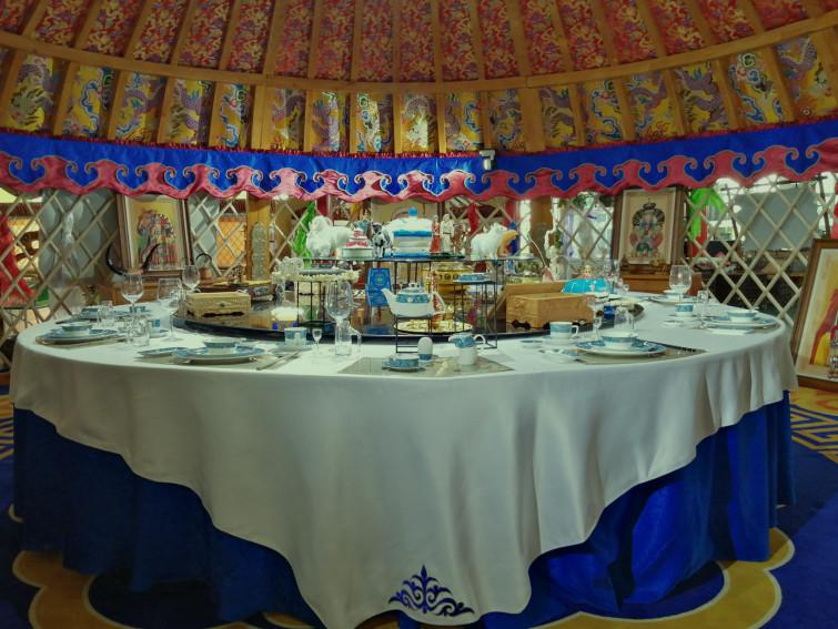 包头餐饮蒙古包定制的三个特色亮点
