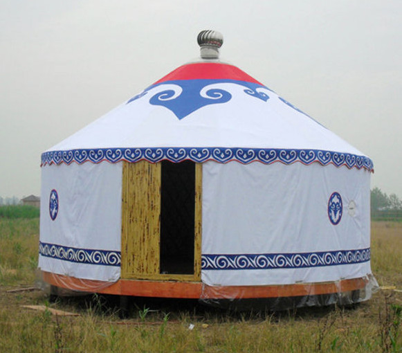 住宿蒙古包为何是圆形的?