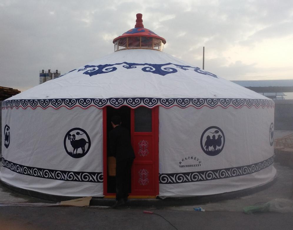 这四点清楚介绍蒙古包的主要构造及特性
