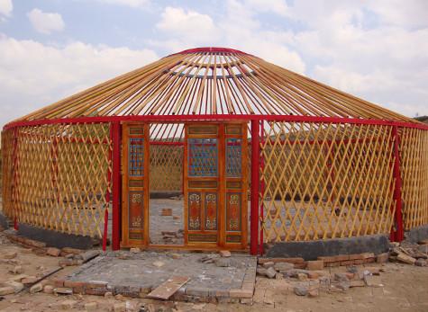 蒙古包的卫生间应如何进行装修