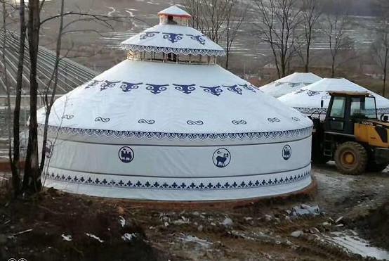 呼和浩特蒙古包应对大风天气的两个建议