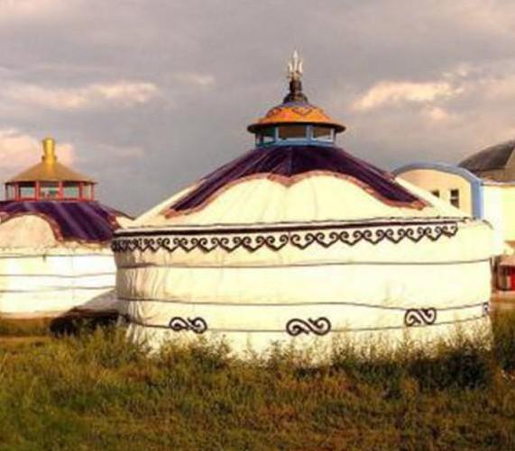 蒙古包和如今房屋的差别