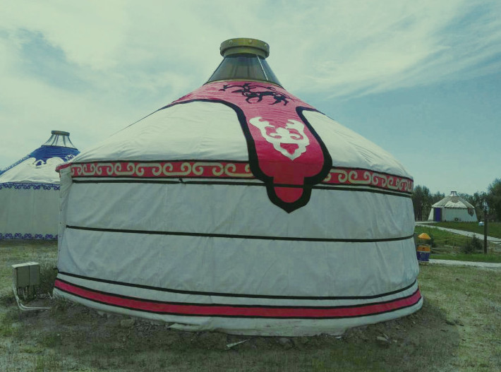 安装9米跨度传统蒙古包价格大概需要多少钱?