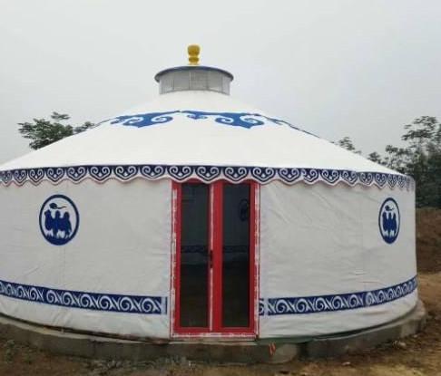 蒙古包有几个哈那?有什么作用和特点