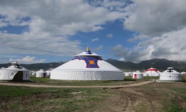 想蒙古包达到抗风的效果,这6点不能忽略!
