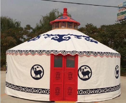 蒙古包生态公园规划设计的六个要点